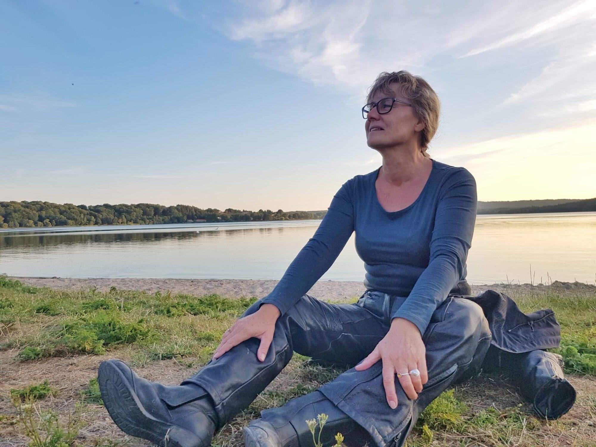Pengementor Birgit Tyron